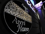The Azeri House Restaurant, Baku
