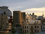 The Maiden Tower, Baku