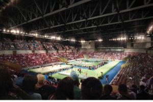 National Gymnastics Arena