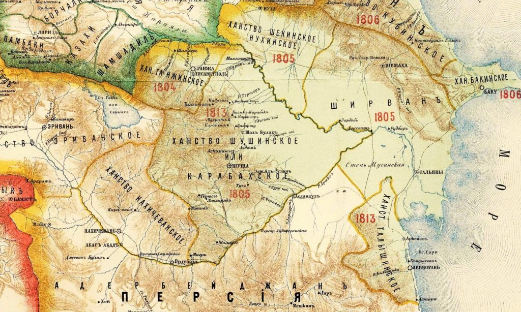 Karabakh khanate