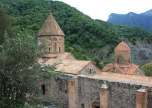The Christian History of Karabakh