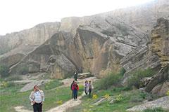Gobustan rock drawings