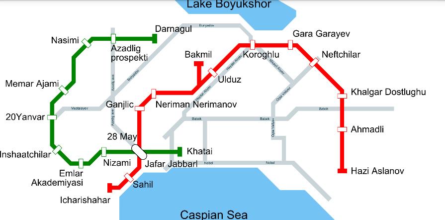 Baku Subway